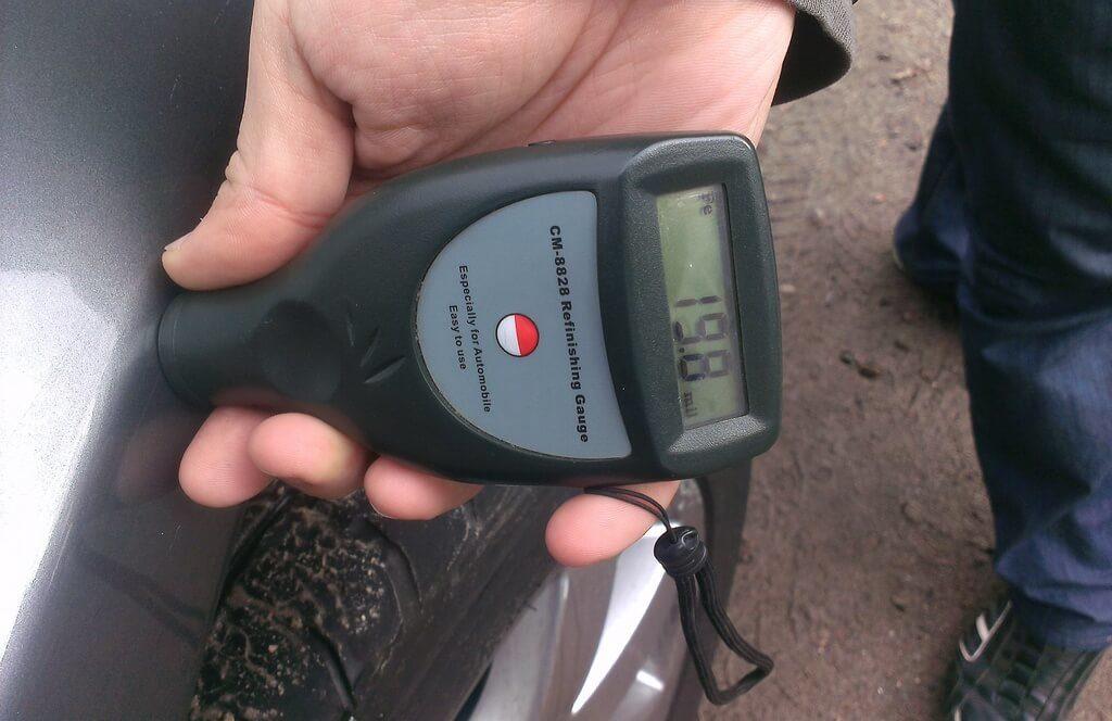 Толщиномеры измеряют всевозможные грунты