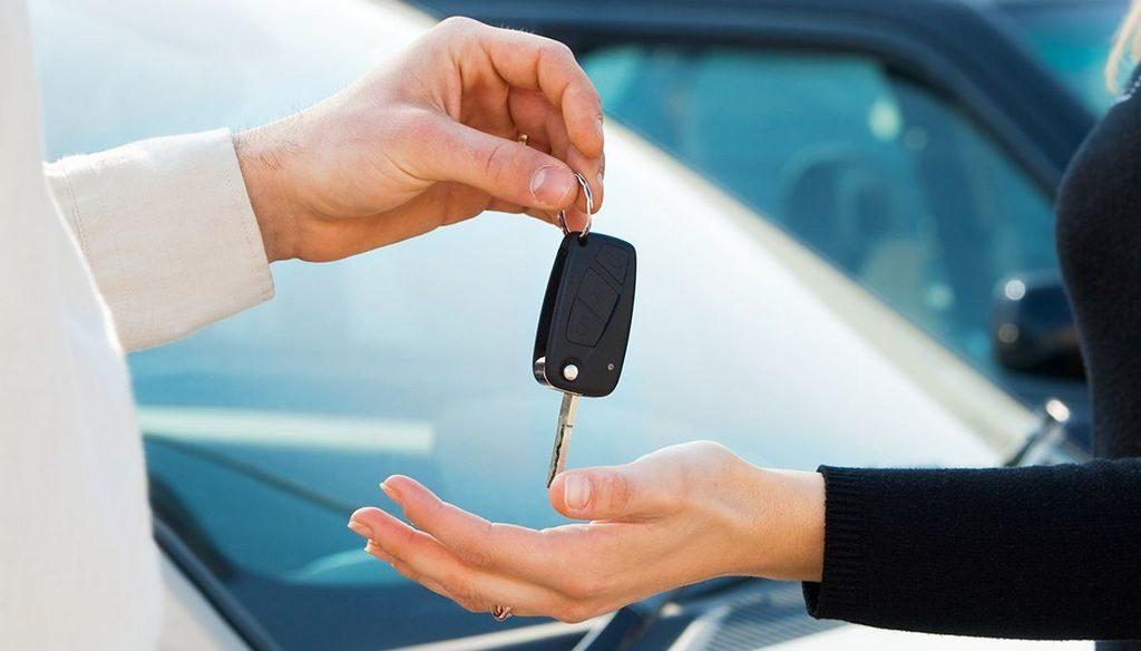 В обязательном порядке выполняйте проверку машины на юридическую чистоту