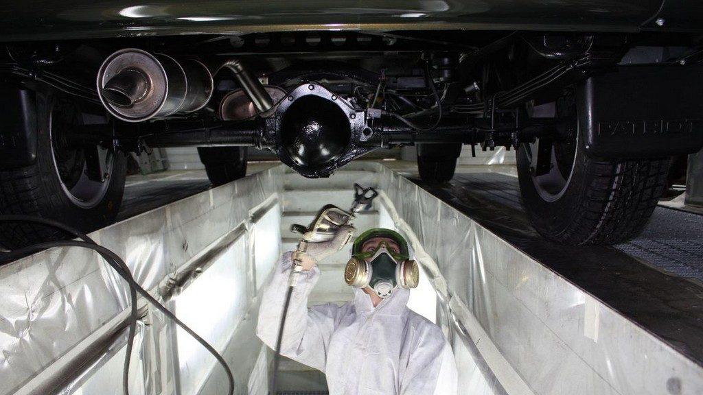Антикоррозийная обработка автомобиля — ответственное и важное мероприятие