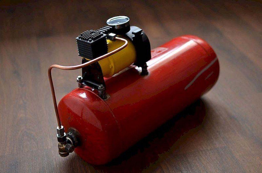 Ёмкость для воздуха – неотъемлемый компонент компрессора