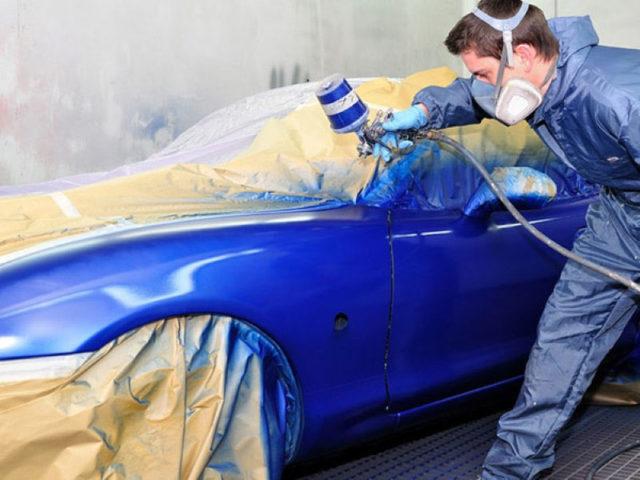 Нельзя забывать о том, что только при условии чёткого соблюдения технологии покраски автомобиля можно добиться положительного результата