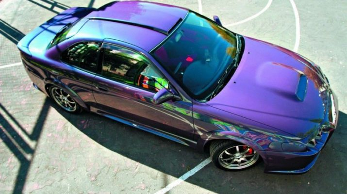 Покраска авто ксералик