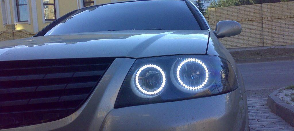LED ангельские глазки