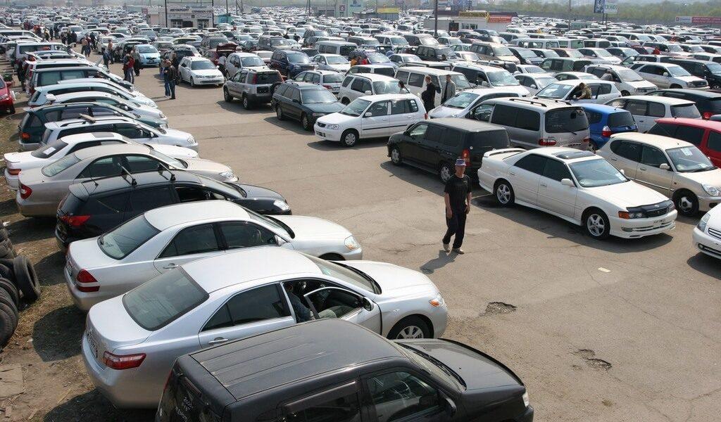 Приобретение транспортного средства на рынке