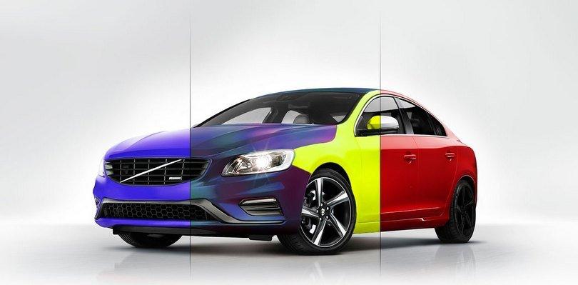 Компьютерный подбор краски для авто
