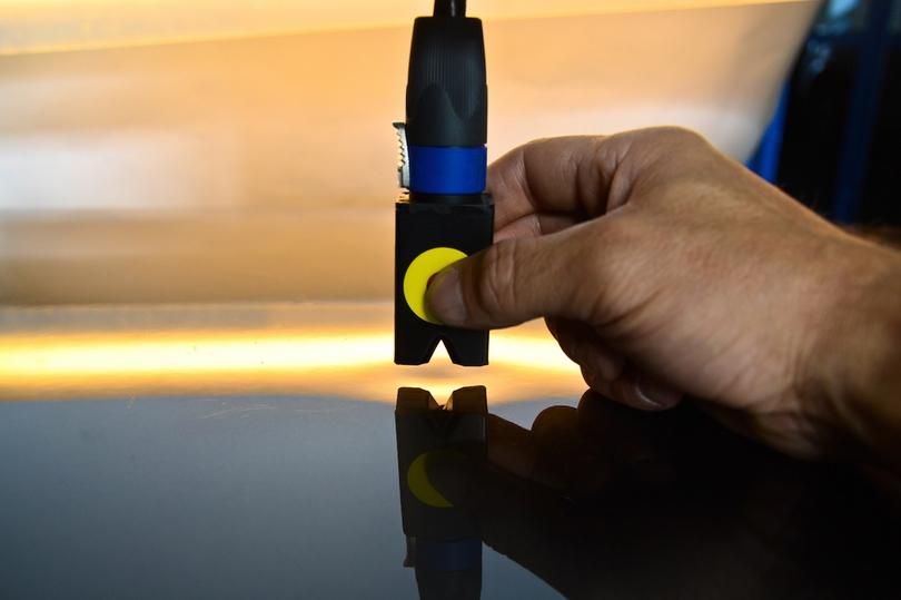 Инструмент для ремонта вмятин