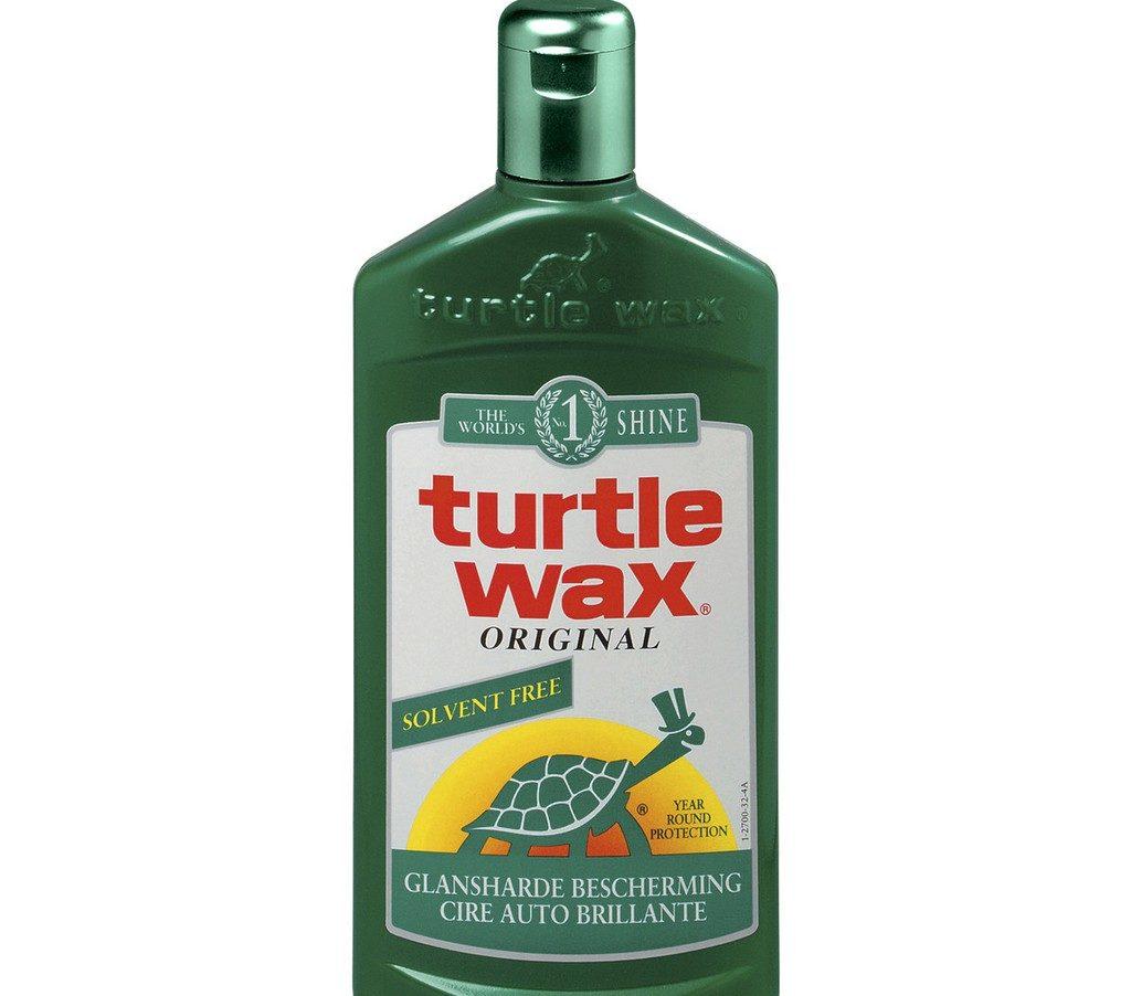 Полироль восковой Turtle Wax