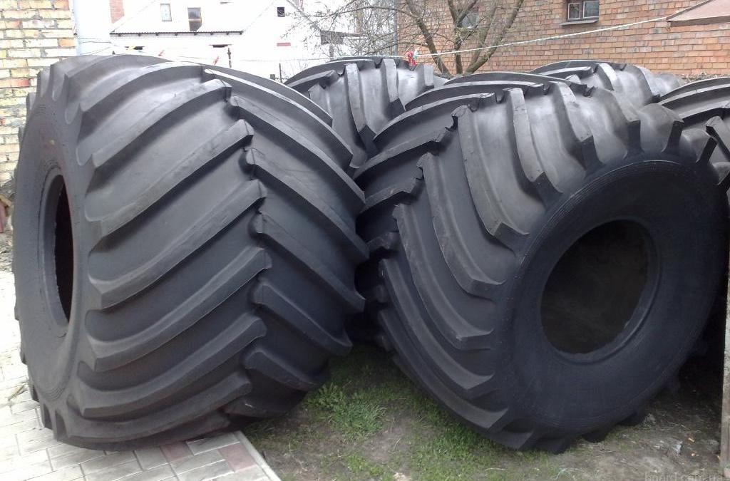 Широкопрофильные шины