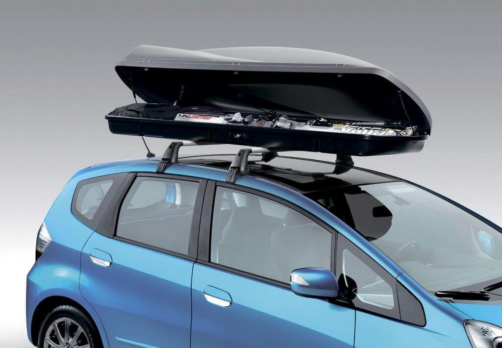 Багажник на крыше авто