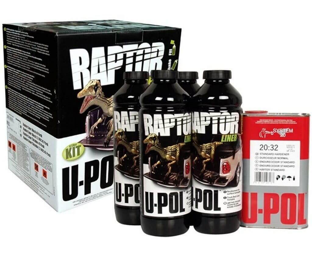 Raptor от Upol