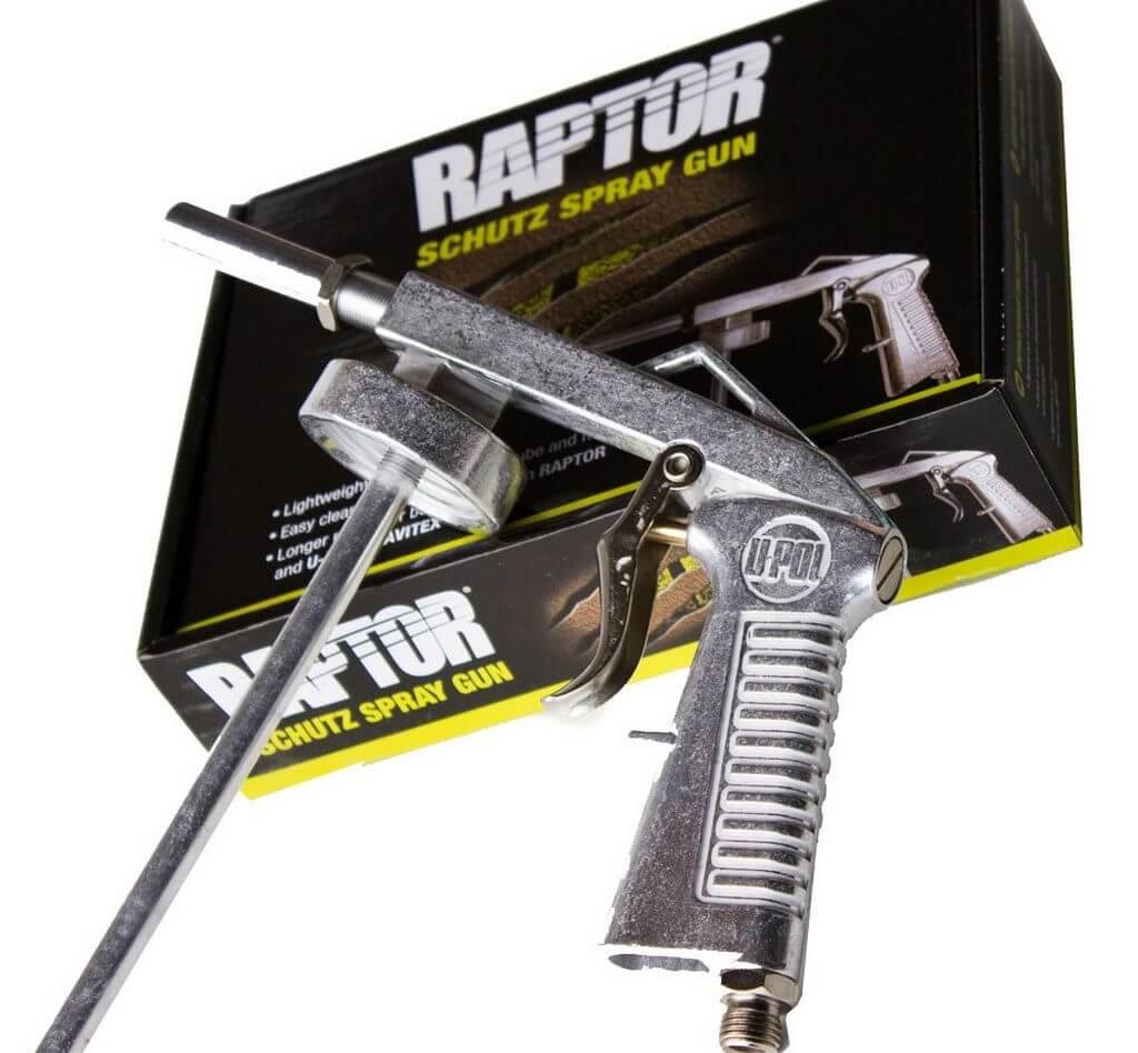 Пистолет для краски раптор