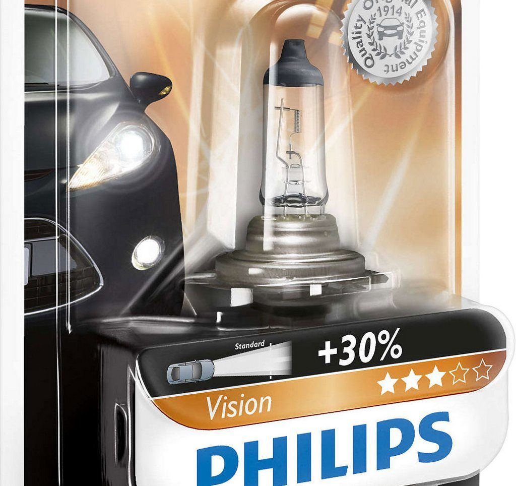Philips Vision Plus
