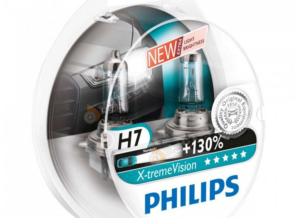 Philips X-Treme Vision + 130%