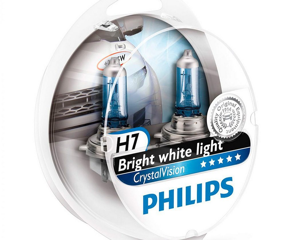 Лампы PHILIPS Crystal Vision