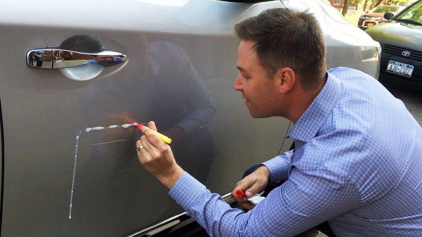 Карандаш для удаления царапин с авто: виды и как пользоваться