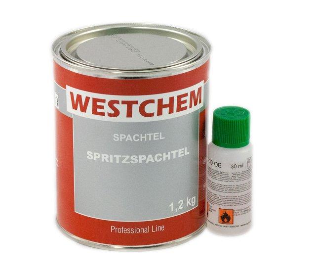 Шпатлевки для авторемонта Westchem Средние и мелкозернистые