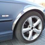 Накладки на арки колес универсальные: виды, преимущества и как ставить
