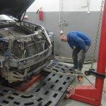 Стапель для кузовного ремонта: конструкция, как сделать своими руками