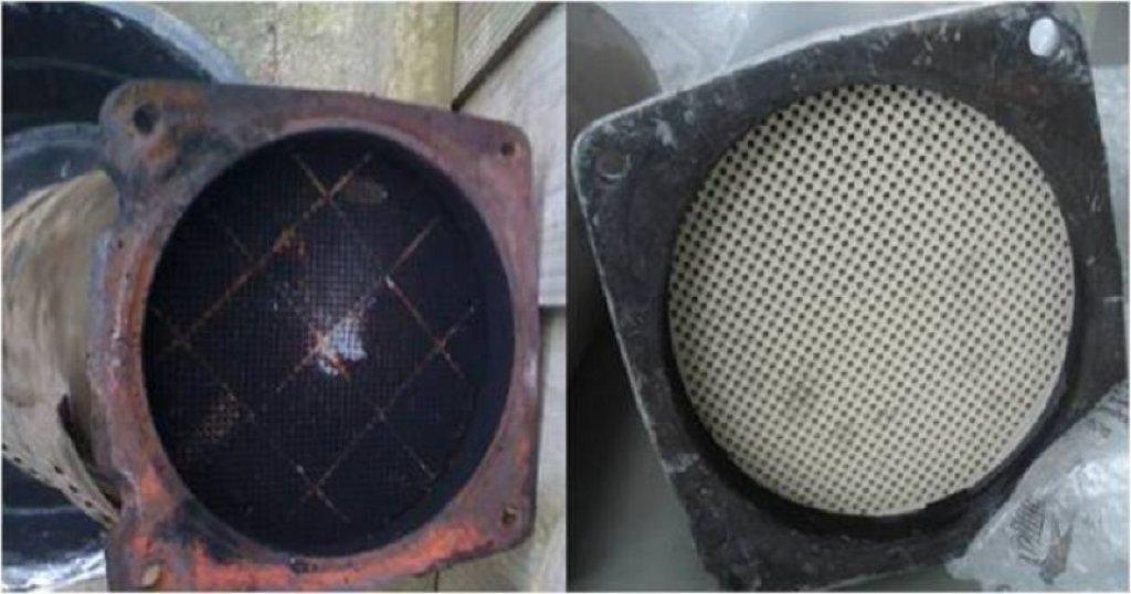 Сажевый фильтр на дизеле: чистка и промывка двигателя, замена и удаление своими руками